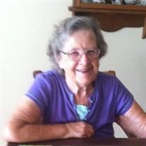 "Ethel Juleen ""Judy"" Ward"