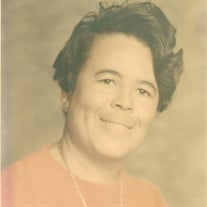 Gladys V. Hill