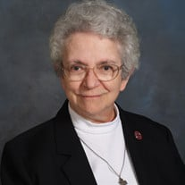 Sister Mary Ruth Coffman, O.S.B.