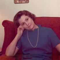 Margaret Ann Gregersen