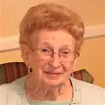 """Mildred E. """"Millie"""" (Gill) Sharrett"""
