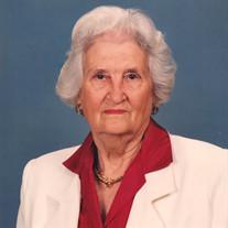 Thelma Steuart Maroon