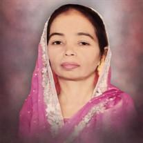 Paramjeet Kaur Sohi