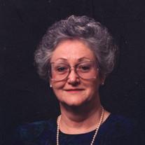 Wanda June Brewer