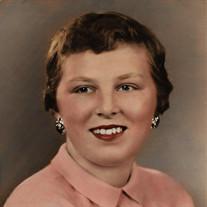 Eleanor M Frost