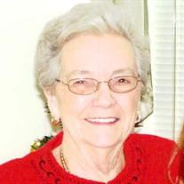 Mrs June Roberts Morris