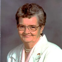 Evelyn Whitson (Johnson) Bailey