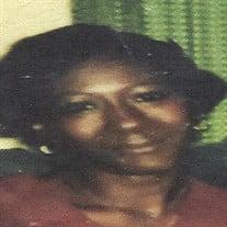 Mrs. Mary Jane Thomas Simmons