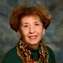 Sally Lewis Rhoades