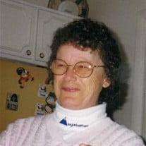 Violet M McCabe