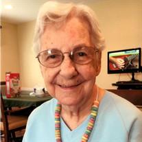 Georgia Mae Dillard Lockhart