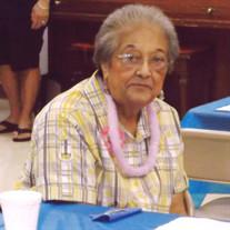 Mrs. Reyes Barron Hernandez