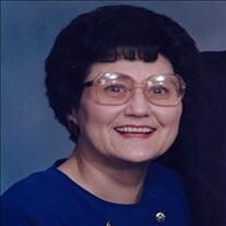 Fannie Ilene Ritchey