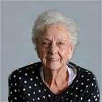 """Geraldine """"Gerry"""" Sharon Worley"""