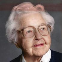 Mrs Mattie Elaine Dale