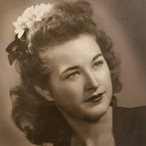 """Jackie"" Lorna Jacquelyn Holmes"