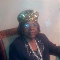 Mrs. Agnes E. Woods