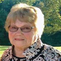 Betty Lucille McCall Johnson
