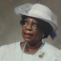 Mrs. Cora Lee Williams