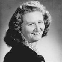 Evelyn Virginia Walston