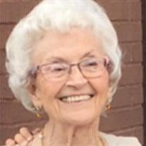 Mary Virginia Robinson Fergus