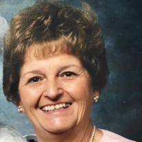 "Catherine ""Peggy"" Ann McMahon"