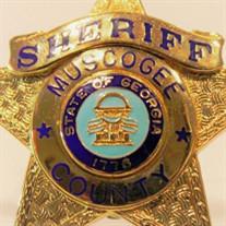 Rt. Sheriff Gene Hodge