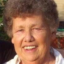 """Dotia """"Jo"""" Ellen Crawford"""