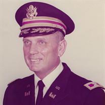 Floyd Donald Wright (Col., U.S. Army, Ret.)