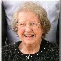 Mrs. Clara Patrick Stacy