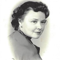 Mrs. Ruth M. Kinsky