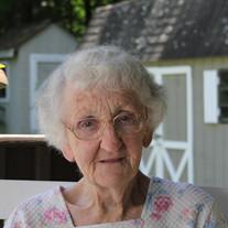 Mrs Mary Loretta Duval