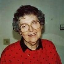 Shirley Joan Morey