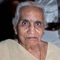 Sitaben Kunverjibhai Desai