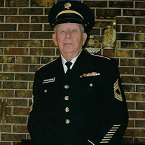 SFC (Ret) Roy Lee Wrightson