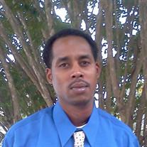 Marlon David Walker