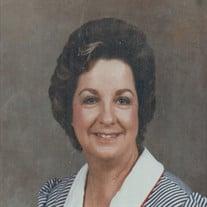 Mrs. Peggy Jo Gerrald DeLoach