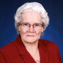 Mrs. Julia Wynell 'Nell' Eley