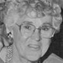 Gladys Fern Dodd
