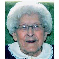 Bertha LeClair