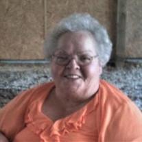 Mrs. Gloria Morrison Sanders