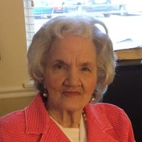 Mary Freeda Barnes