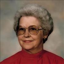 Geraldine A. Jansen