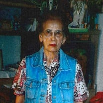 Lucia Perez Itucas