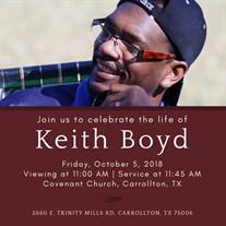 Keith Boyd