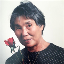 Nobuko (Nikki) Domingue
