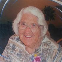 Lydia Margaret Baerg