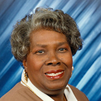 Mrs. Gladys Joan Adams