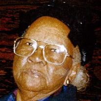 Lucille  Jones  Parker