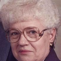 Evelyn Irene Beavers